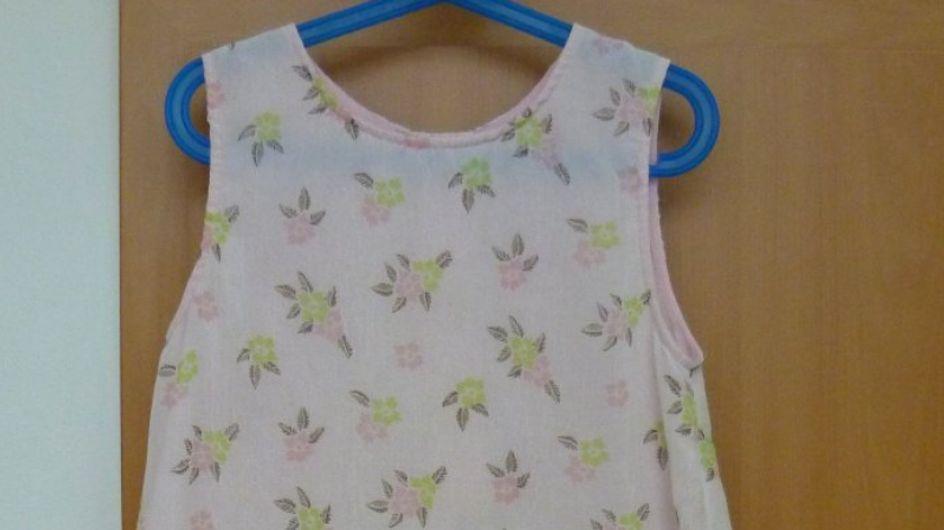 Verzweifelter Aufruf: Vater sucht Kleid für autistische Tochter