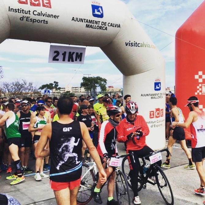 Magaluf Halbmarathon