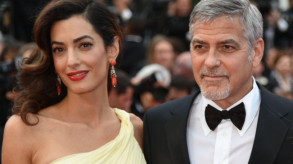 Les jumeaux de Amal et George Clooney sont nés. Découvrez leurs jolis prénoms