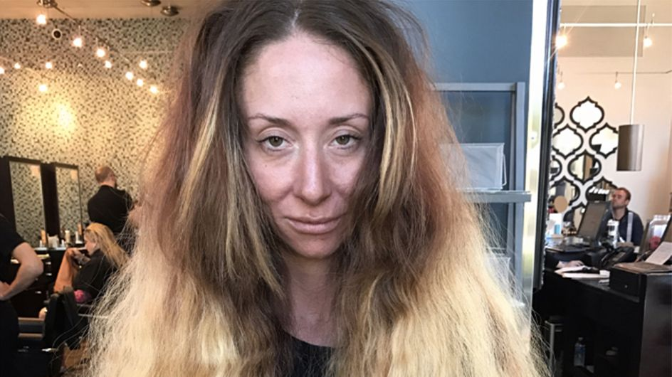 This Rapunzel Hair Transformation Has A Very Happy Ending