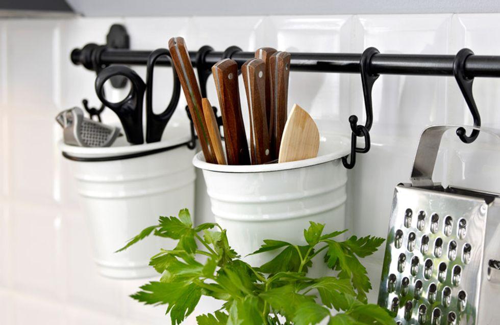 4 consejos muy prácticos para organizar tu cocina