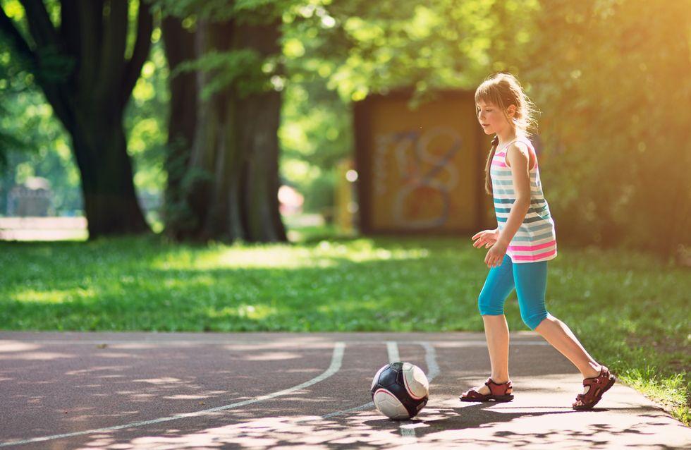 ¡Prohibido jugar al fútbol por ser niña! (Y no es ninguna broma)