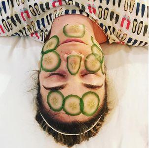 Masque aux Concombres