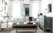 Kleines Wohnzimmer einrichten: So wirkt es gleich viel größer
