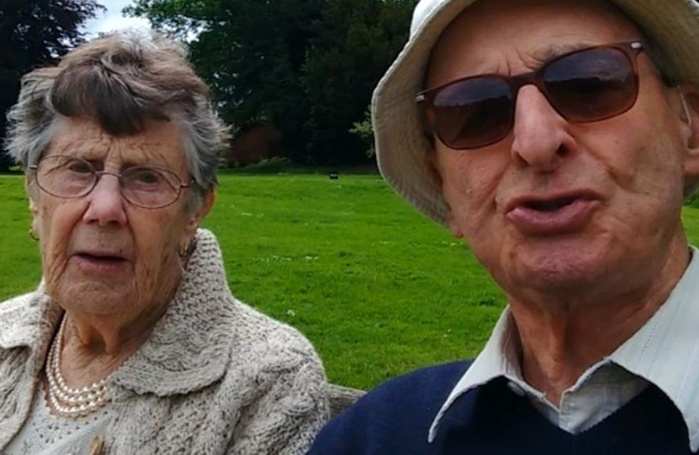 This 86-year-old Man's Instagram Account Defines Relationship Goals