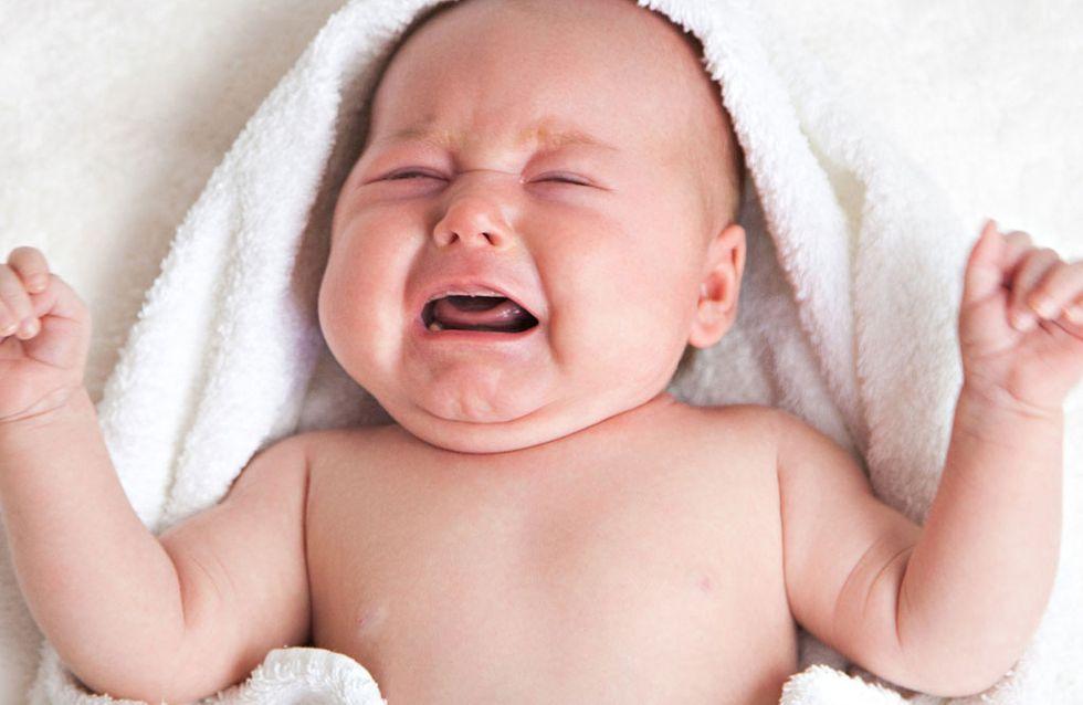 Como identificar problemas de pele em bebês