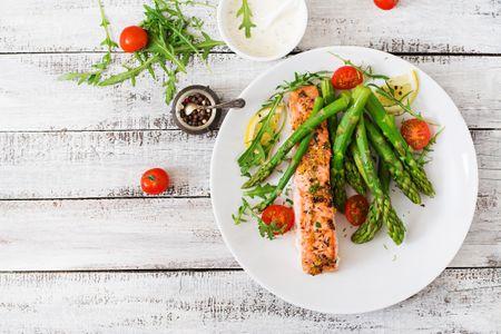 hCG-Diät: Fisch ist erlaubt