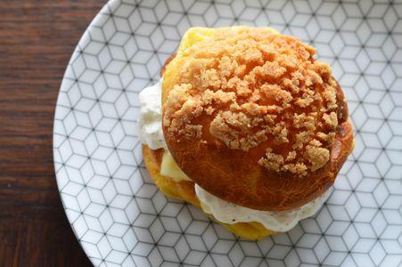 La recette d'avril de Le Chef en Box, de quoi faire de délicieux choux