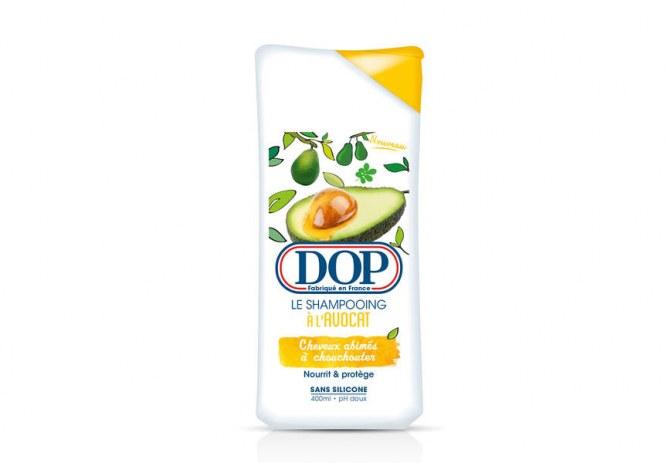 Shampoing à l'avocat, Dop - 2,49 euros