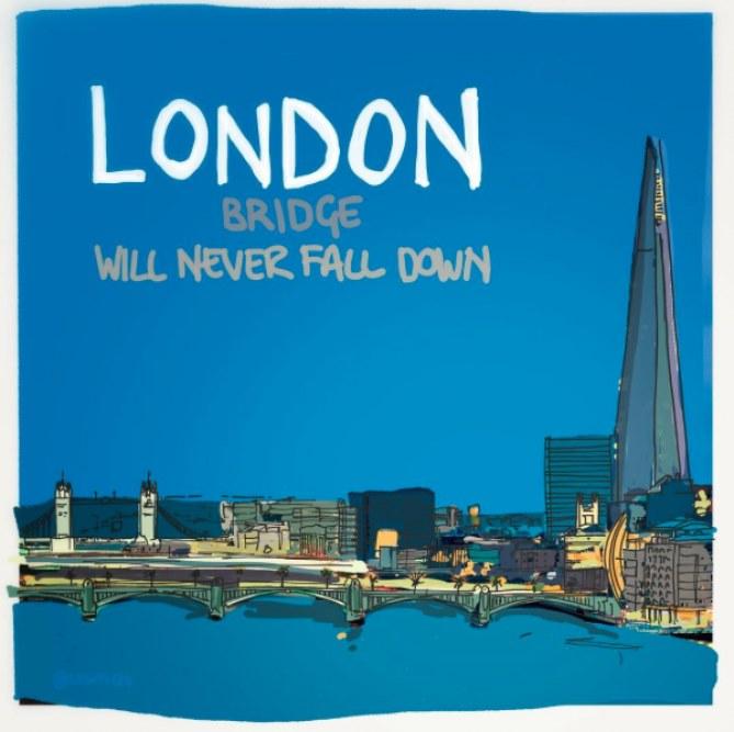 Après l'attentat de Londres, les hommages se multiplient