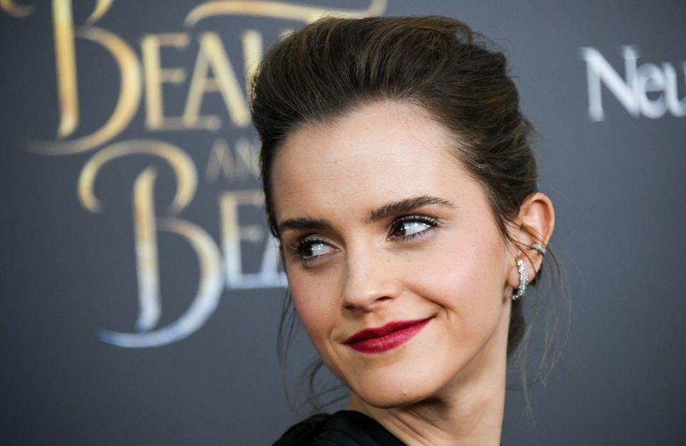 On craque pour cette interview trop mignonne d'Emma Watson !