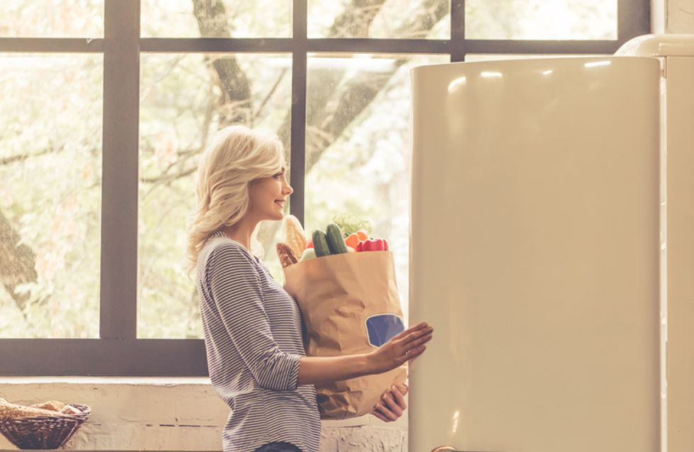 ¡Todo en orden! 5 ideas para organizar (bien) tu frigorífico