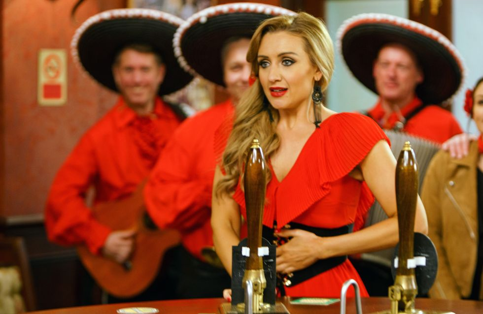 Coronation Street 12/06 - Maria Gets In The Way Of Eva's Romantic Plans