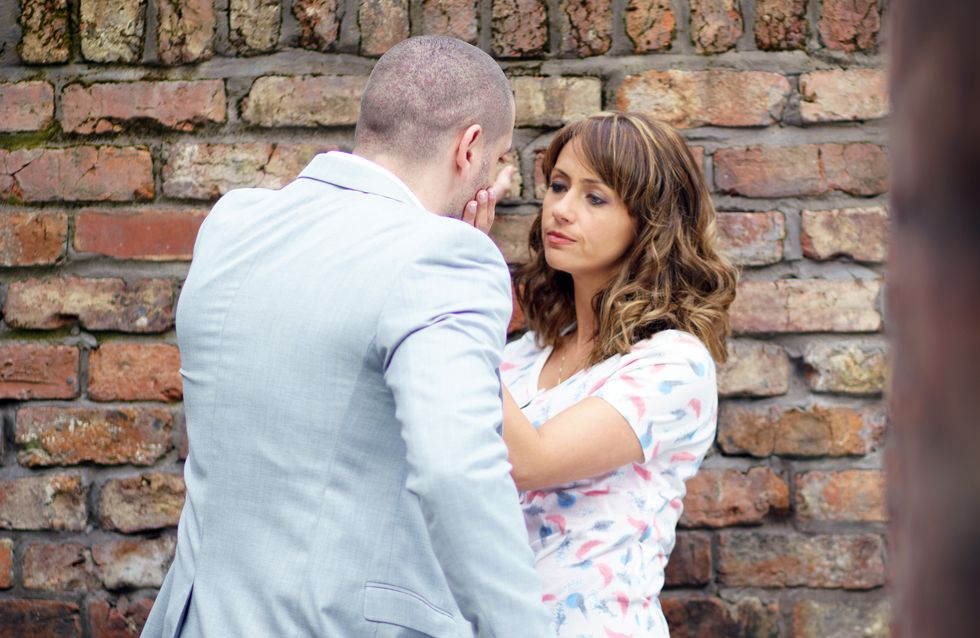Coronation Street 16/06 - Is Aidan's Secret About To Be Blown?