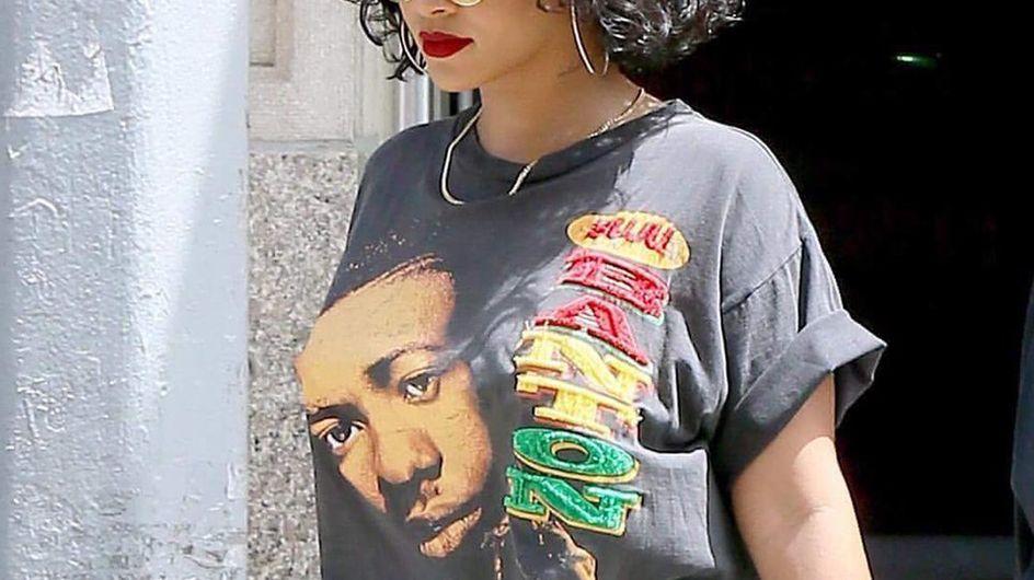 Rihanna ingrassata? E la stampa, come sempre, dà il peggio di sé