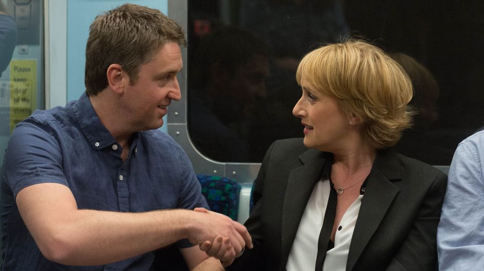 Eastenders 13/06 - Michelle Finally Finds Out The Name Of The Man On The Tube