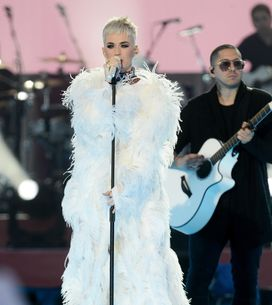 One Love Manchester : Katy Perry porte une robe hommage aux victimes (PHOTOS)
