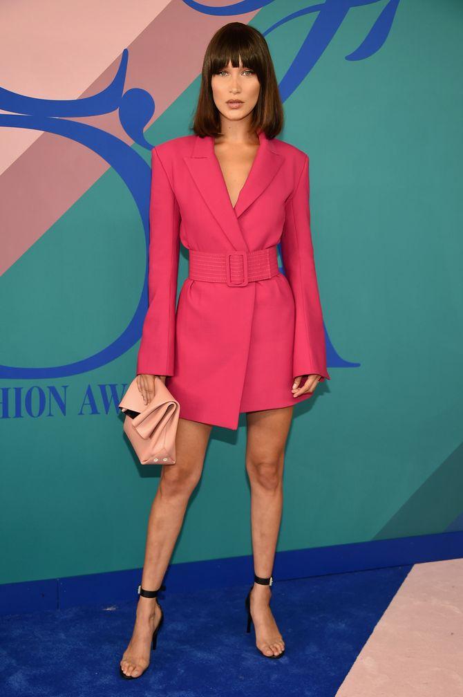 Bella Hadid au CFDA Fashion Awards