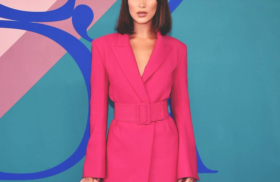 Bella Hadid, reine du style aux CFDA Fashion Awards