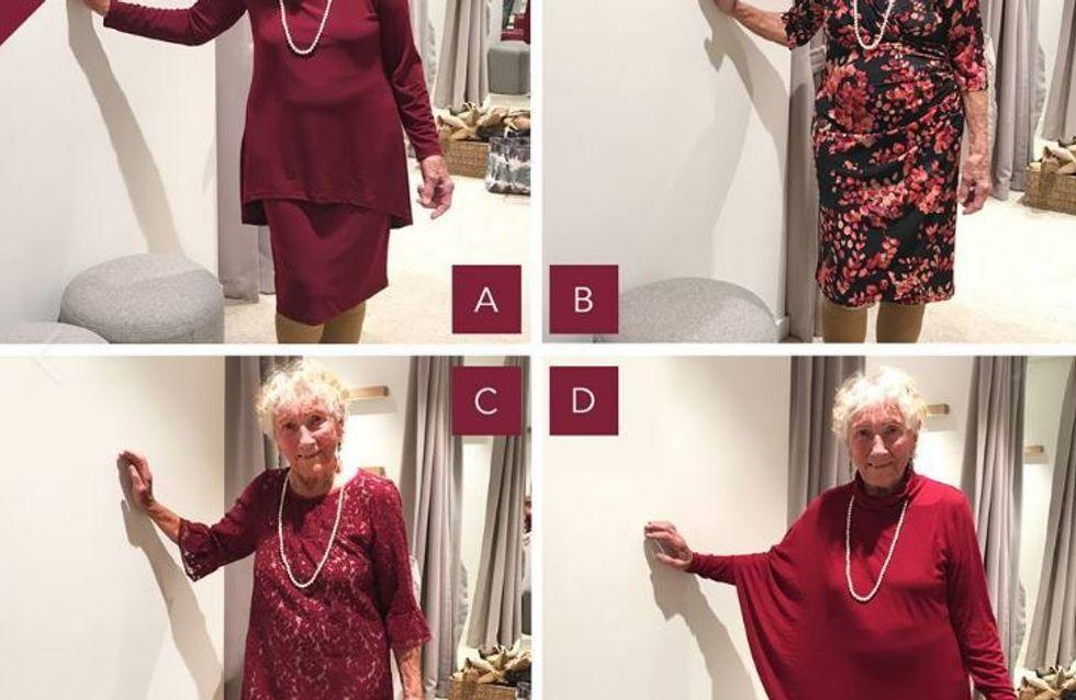 Das perfekte Brautkleid: Diese 93-Jährige bittet das Netz um Hilfe