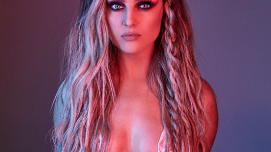 Perrie Edwards Inspires Fans To Love Their Bodies No Matter What By Proudly Revealing Stomach Scar