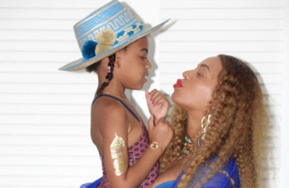 Blue Ivy marche dans les pas de Beyoncé et assure à son récital de danse (Vidéo)
