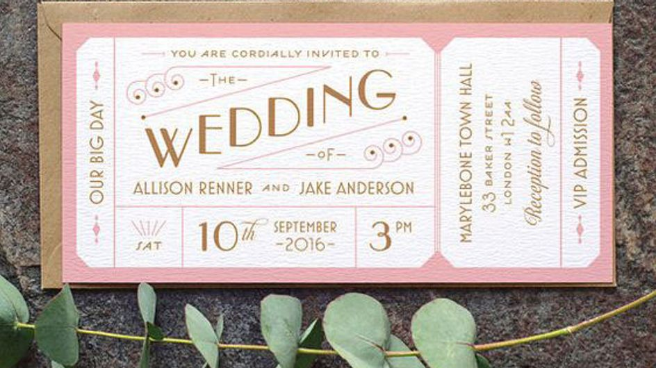 """21 Save The Date Ideas That'll Have Your Guests RSVP-ing """"Hell Yeah"""""""