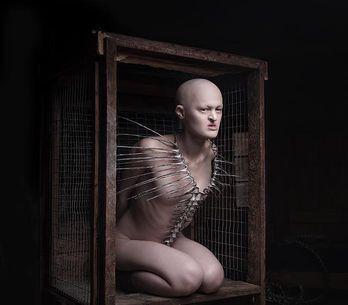 Melanie Gaydos, la modelo con un trastorno genético que rompe con los clichés de