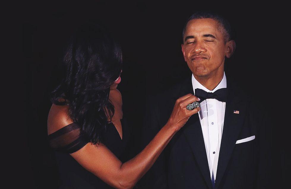L'incroyable révélation de Michelle Obama sur son mari !