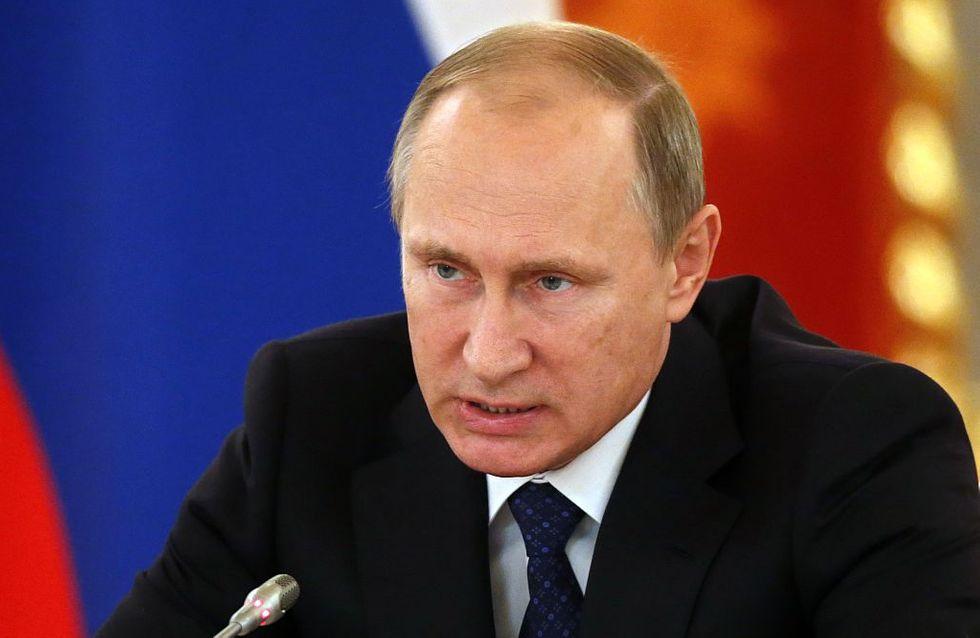 Et le prix du pire macho revient à … Poutine !