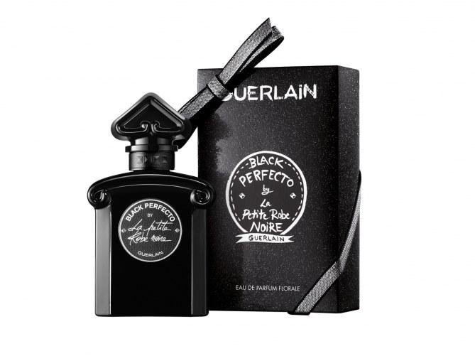 "La Petite Robe Noire ""Black Perfecto"", Guerlain - 89 euros (50ml)"