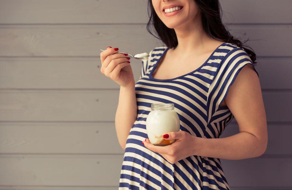 Intolerancia a la lactosa en el embarazo: cómo suplir las carencias de calcio