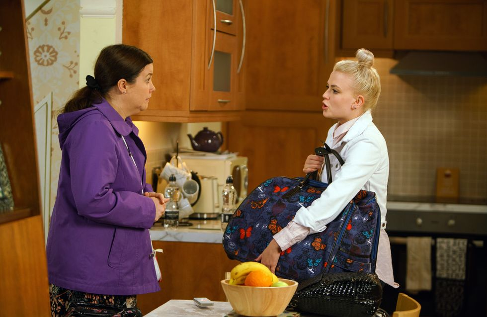 Coronation Street 19/06 - Bethany Goes Missing