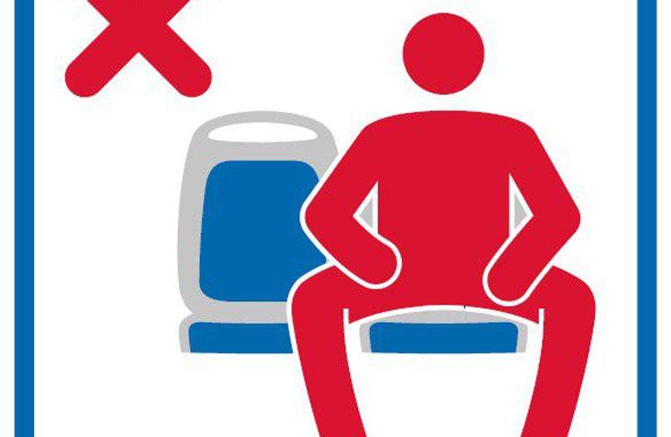 A Madrid, les hommes ont interdiction d'écarter les jambes dans les bus