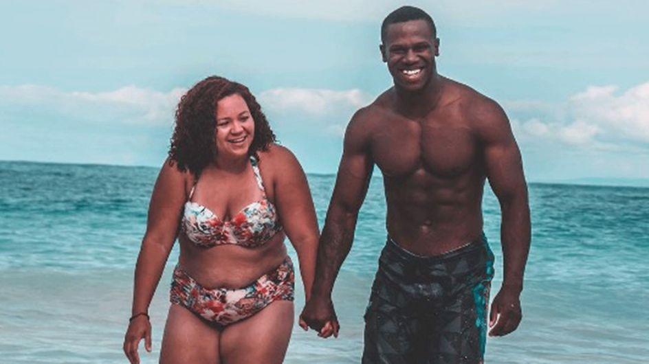 Ce couple en maillot de bain fait le buzz pour la plus belle des raisons