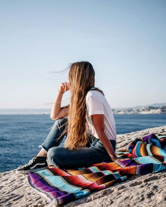 Ces looks de surfeuse repérés sur Pinterest
