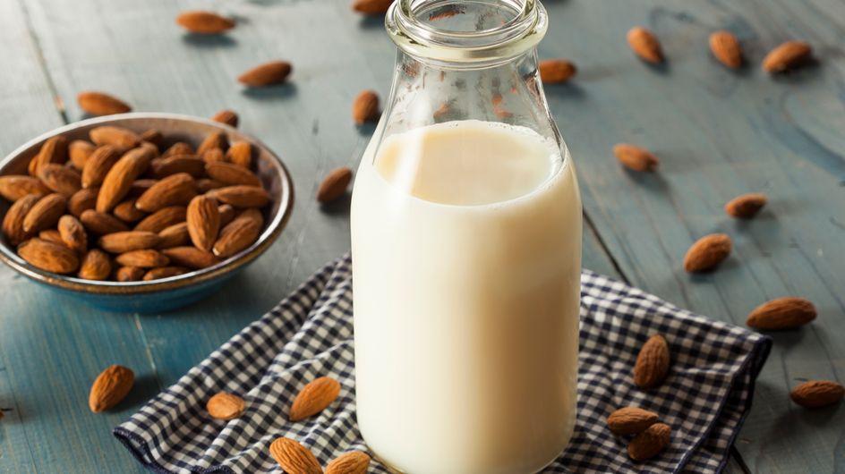 Intolerancia a la lactosa: alternativas a la leche de vaca
