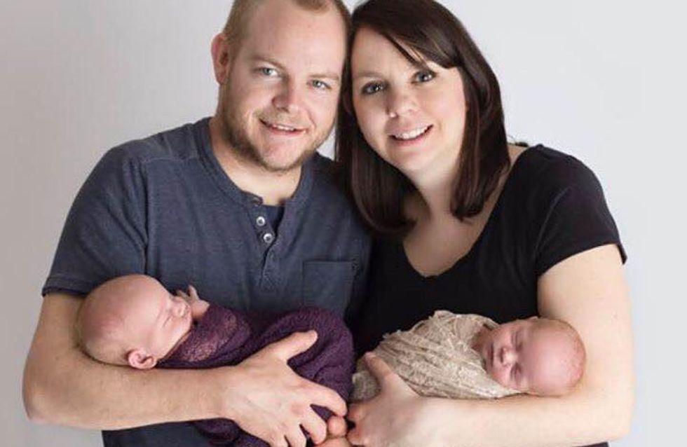 Diagnose Brustkrebs: Mutter stirbt nur zwei Monate nach Zwillingsgeburt