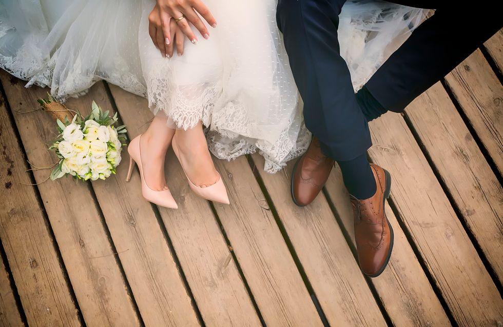12 idées originales pour vos photos de mariage en couple