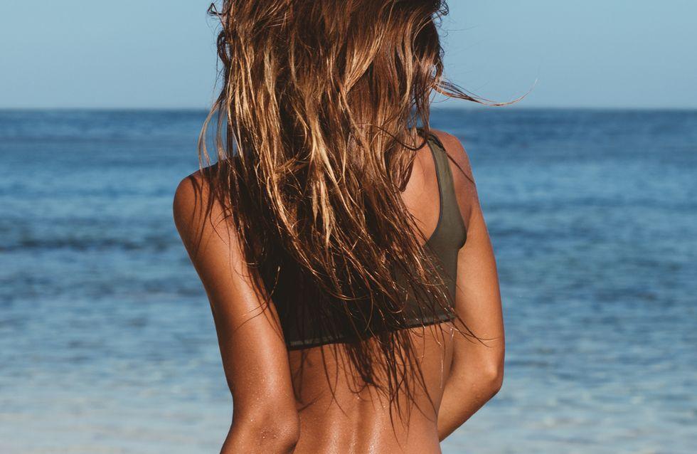 4 esercizi da fare al mare per mantenerti in forma anche in spiaggia