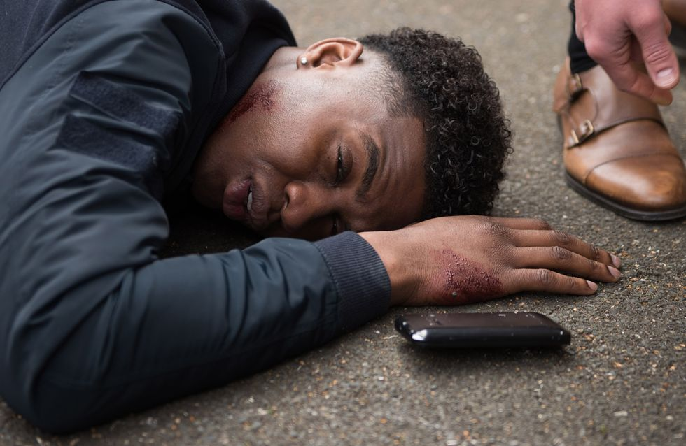Eastenders 20/06 - Zack Has An Accident Leaving Leela's Flat