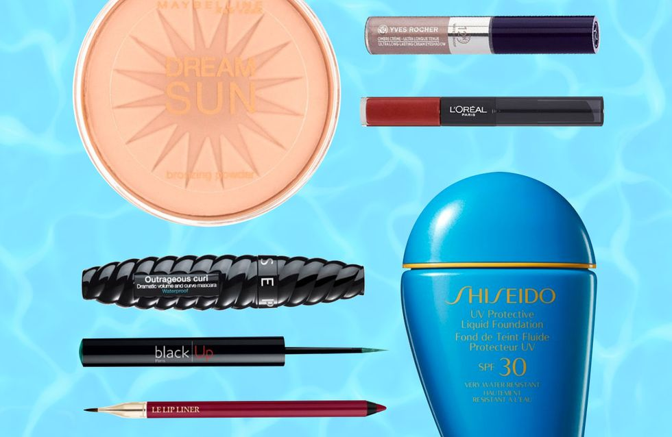 Le maquillage waterproof, mode d'emploi