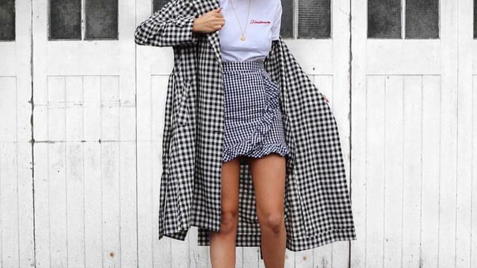 50 Ways To Wear Gingham, As Told By Instagram