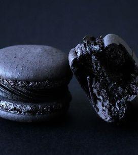 ¿Por qué ahora todos los postres son negros? ¡Estás comiendo carbón!