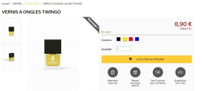 Renault lance un vernis à ongles avec une pub sexiste et WTF ?! (Vidéo)