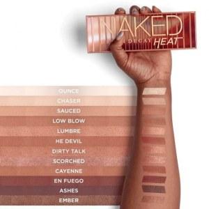 "Palette ""Naked Heat"""