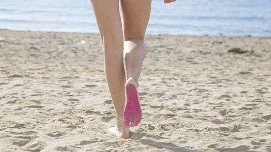 On a trouvé la solution pour ne plus se brûler les pieds à la plage cet été !