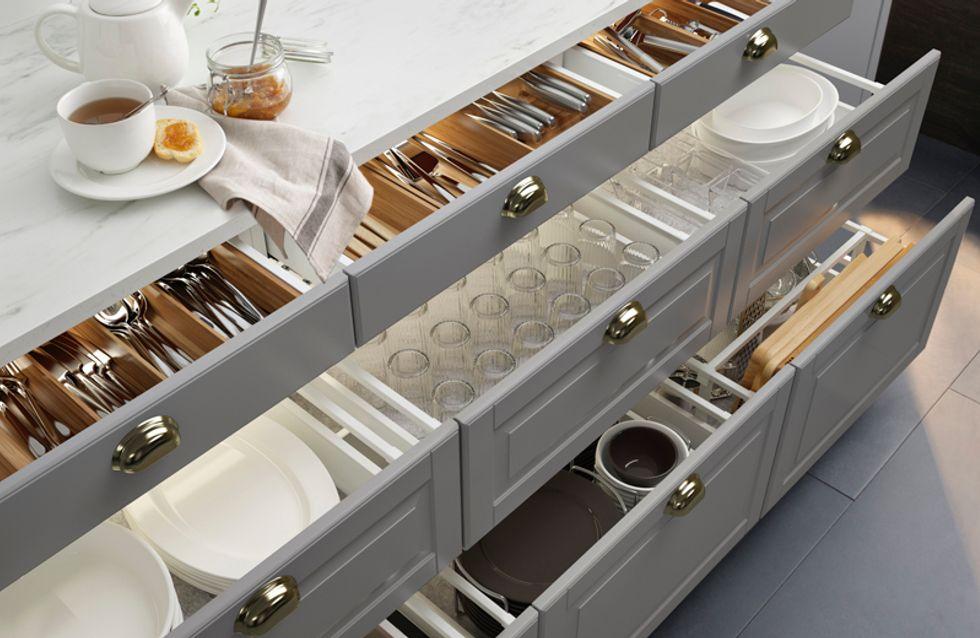 20 cocinas de ensueño a las que no te podrás resistir