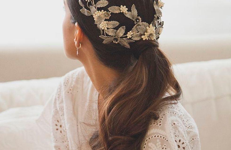 Ideas de peinados que son tendencia para invitadas a una boda de verano