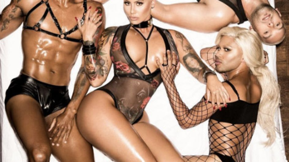 Amber Rose Has 'No Time For Penis' And We Can All Relate